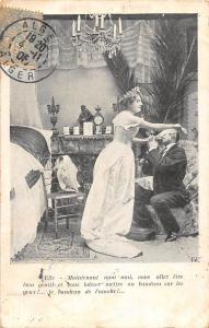 Vintage lovers Couple Elle - Maintenant mon ami 1905
