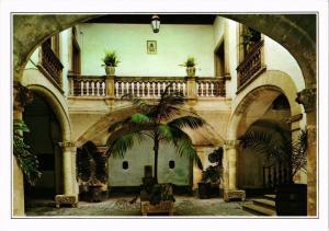 CPA Espagne-Mallorca-Palma de Mallorca-Patio tipico mallorquin (323413)