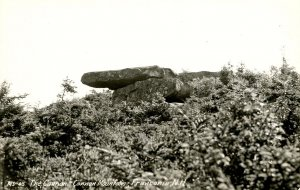 NH - Franconia. Cannon Mountain, The Cannon  *RPPC