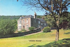 Postcard Arden House Tannochbrae Dr Finlay's Casebook #T