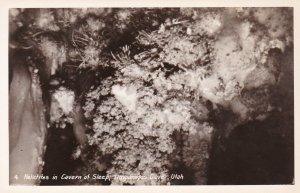 RP: TIMPANOGOS CAVE, Utah, 30-50s; Helictites in Cavern of Sleep