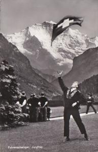 Switzerland Jungfrau Fahnenschwinger Photo
