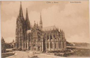 Dom Sudseite, Coln a. Rhein, North Rine-Westphalia, Germany 1900-10s