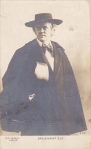 David Warfield Rotograph 1916