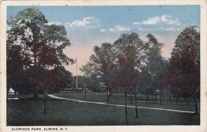 Eldridge Park Elmira New York