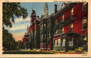 Maine Portland Maine General Hospital