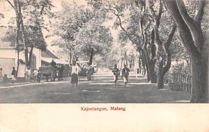 Malang Indonesia, Republik Indonesia Kajoetangan Malang Kajoetangan