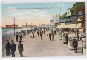 Promenade on Boardwalk, Atlantic City NJ