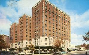 DC - Washington. Manger Annapolis Hotel