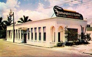 Florida Lake Worth Famous Restaurant Second Avenue