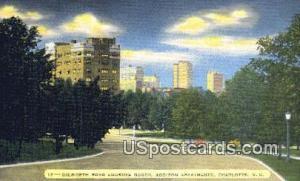 Dilworth Road, Addison Apartments Charlotte NC Unused