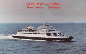 Cape May New Jersey Lewes Delaware