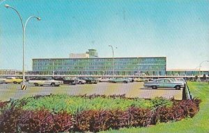 Canada Montreal Dorval International Airport 1970