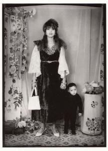 z55 Lazhar Mansouri Aïn Beïda Algeria Vintage Fashion Photo Postcar