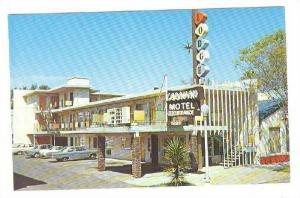Caravan Lodge, Sacramento, California, 40-60s