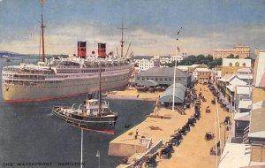 The Waterfront Hamilton Bermuda 1946