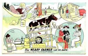 The Weary Farmer (up to date)