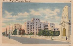 WILMINGTON , Delaware, PU-1943; Delaware Hospital