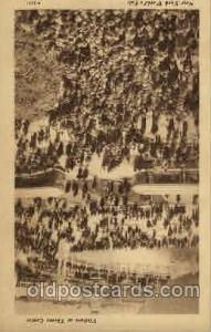 New York Worlds Fair 1939 exhibition postcard Post Card  Theme Center