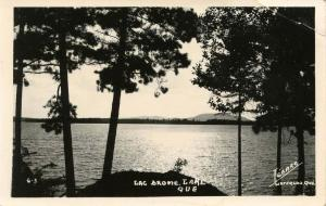 Canada - Quebec, Lac Brome - RPPC