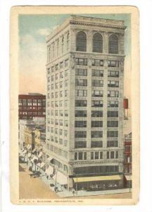 I. O. O. F. Building, Indianapolis, Indiana, 10-20s