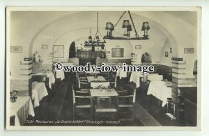 ft1496 - Netherlands - Groningen , Doelenkelder Cafe Restaurant - postcard