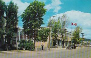 Canada Post Office Edmunston New Brunswick