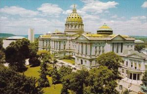 Pennsylvania Harrisburg State Capitol