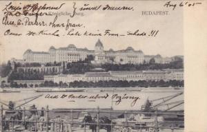 Konigliche Burg, Budapest, Hungary, 1900-1910s