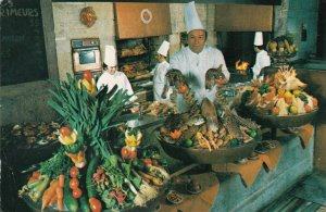 ATHENES, Greece, PU-1979; Taverna Ta Nissia, The Athens Hilton