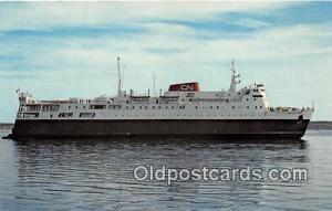 mV Ambrose Shea Newfoundland Ports Ship Postcard Post Card Newfoundland Ports...