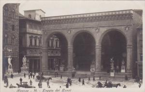 RP: Florence , Italy , 00-10s : Loggia dei Lanzi