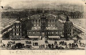 CPA Le Chasteau de RICHELIEU en Poictou du costé de l'Entrée (227043)