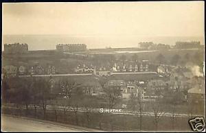 kent, HYTHE, Panorama (ca. 1910) RPPC