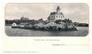 Rhode island Providence , Pomham Light