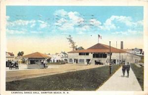 25567 NH, Hampton Beach, Carnival Dance Hall
