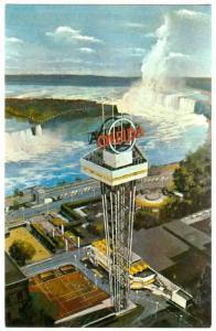 The Oneida Observation Tower, Niagara Falls, Ontario,  Canada,  40-60s
