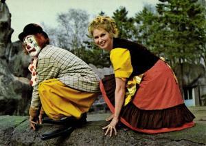 Dutch Television Series PIPO DE CLOWN, Actor Cor Witschge (1968) W. Meuldijk (2)