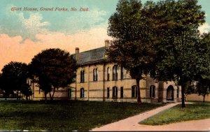 North Dakota Grand Forks Court House