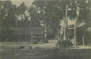 Nouvelles Hebrides Ilot Vila native village indigene