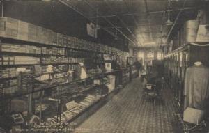 L.T. Whitney & Co.Oberlin, Ohio, USA Store Interior Postcard Postcards  L.T. ...