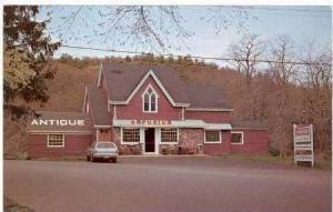 Antique Emporium, Bourne, Massachusetts, 1940-1960s