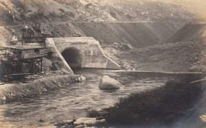 RP: VERNON , Vermont , 1906 ; Dam Construction 4/4