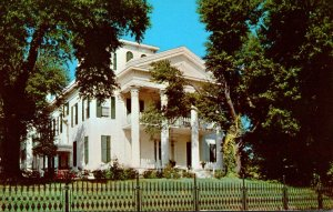 Mississippi Natchez Stanton Hall 1964