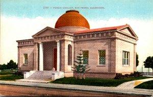 California San Pedro Public Library