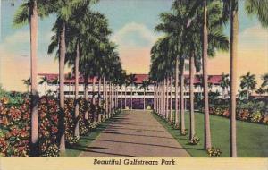 Florida Hallandale Gulfstream Park