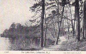 New Jersey Lakewood The Lake Path
