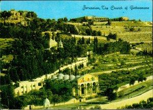 IMN01406 the church  of gethsemane jerusalem israel