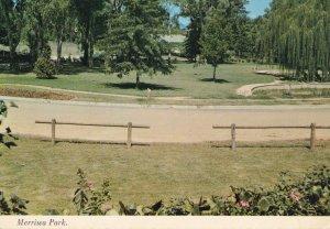 Merriwa Park Wangaratta Victoria Australia Postcard