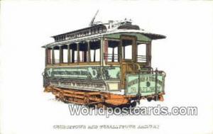 United Kingdom, UK, England, Great Britain Georgetown & Tenallytown Railway  ...
